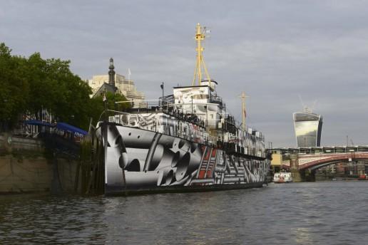 Tobias - HMS President