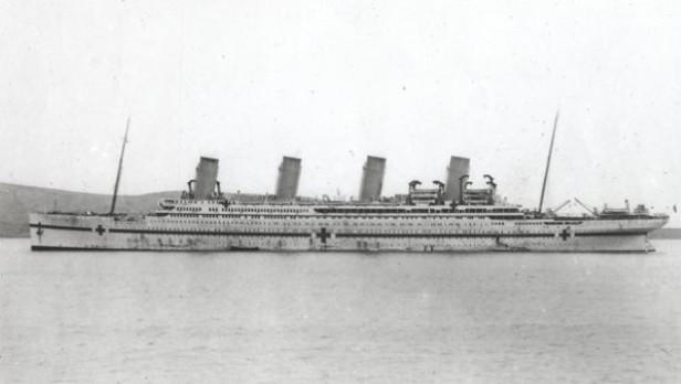 HMS Britannic