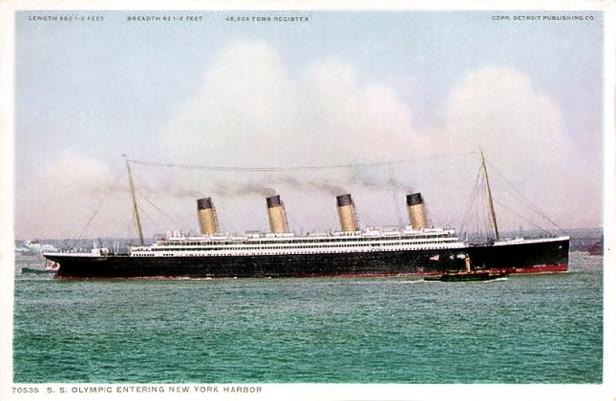 HMS Olimpic